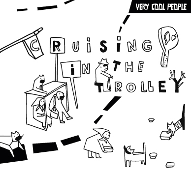 Very Cool People – Cruising In The Trolley (by jazzmusic.lv December 2012)