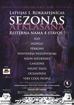 VCP @ Latvijas 1. rokkafejnica