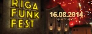 VCP @ Riga Funk Fest 2014