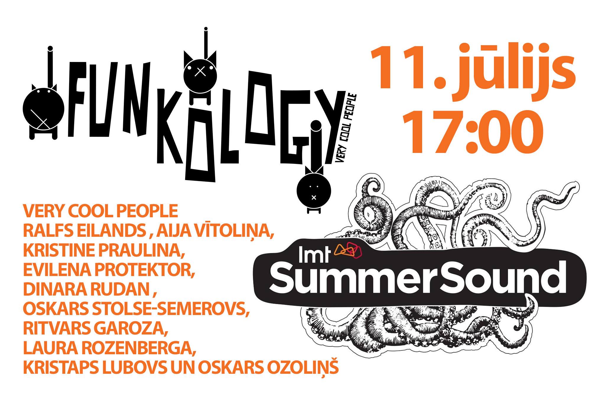 Funkology all stars @ Summersound