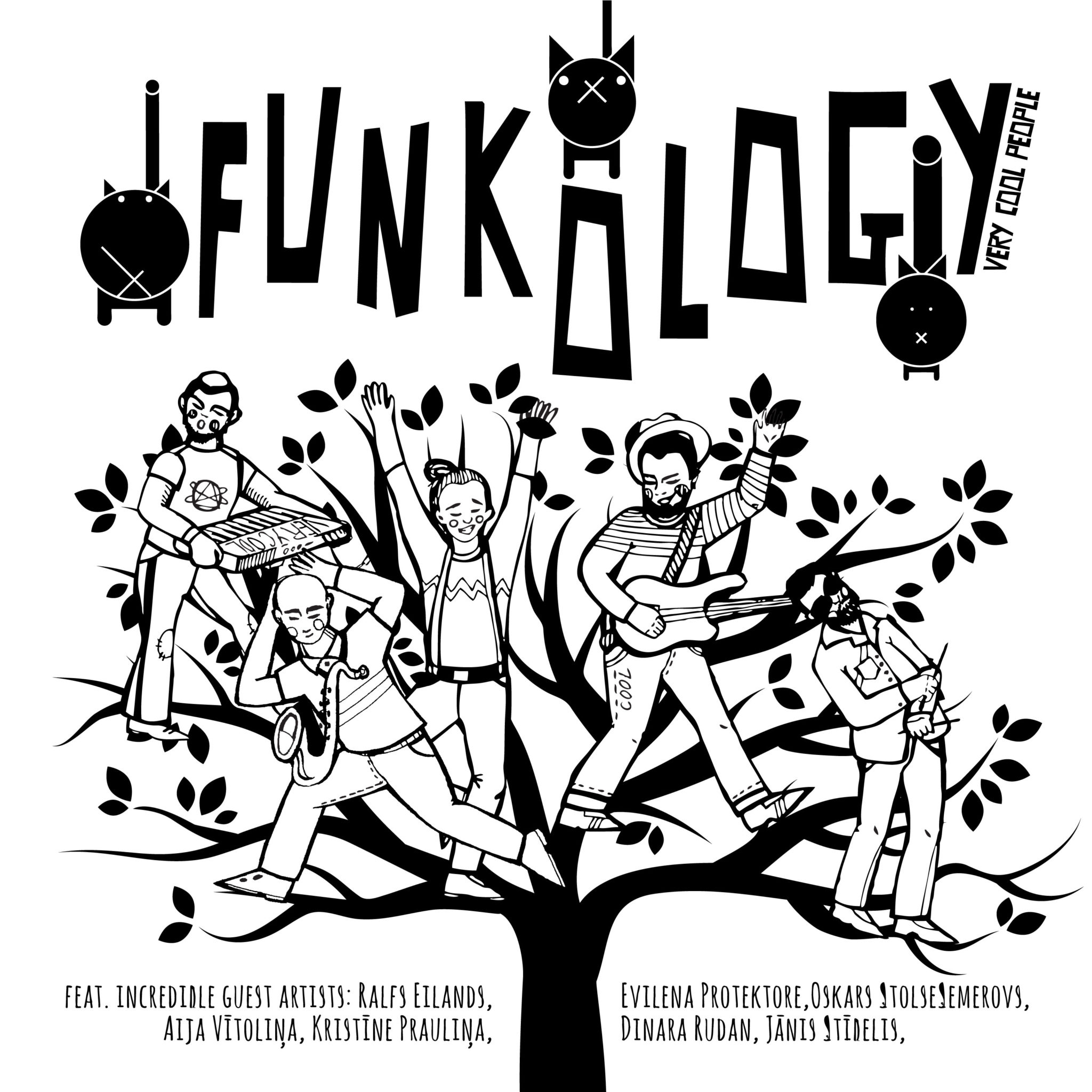 VERY COOL PEOPLE – Funkology (by FHM November 2015th)