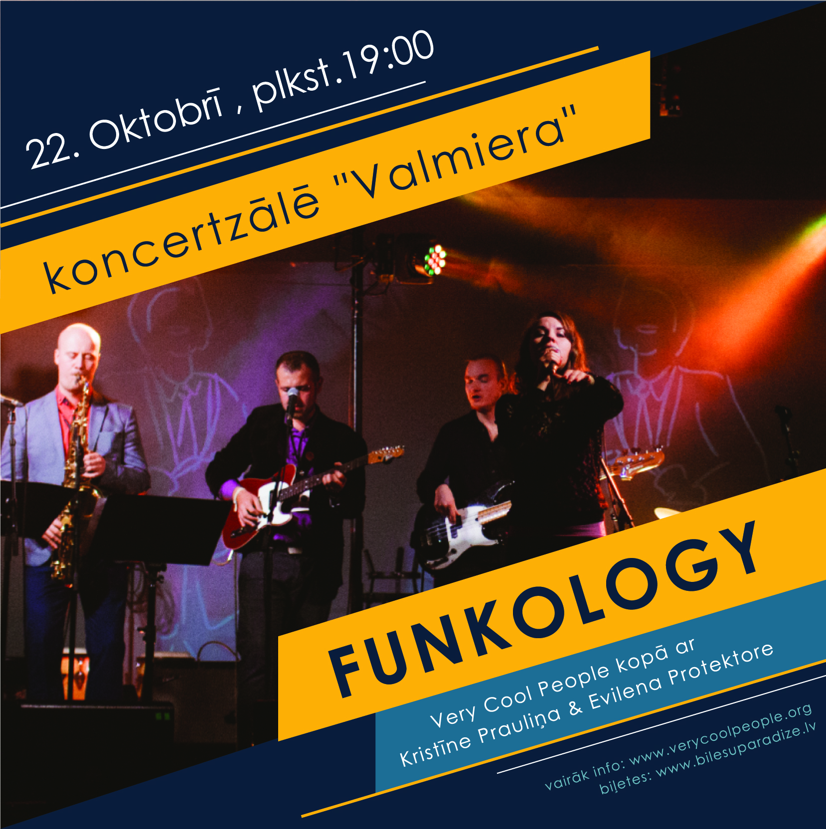 22. oktobrī Valmieras koncertzālē PĀRCELTS UZ 11.MARTU