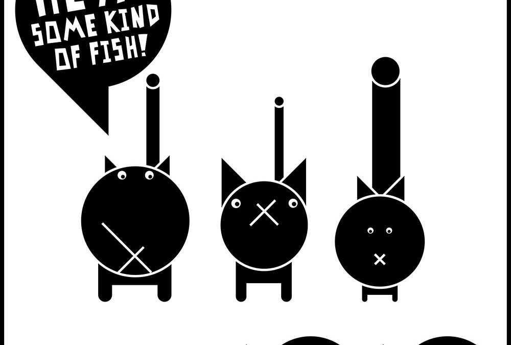 Heya Some Kind of Fish… – OUT NOW
