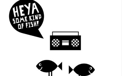 9 animations for 9 songs – Heya Some Kind Of Fish