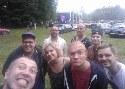 Vyšnių Festivalis 2017(Žagarė, Lithuania)