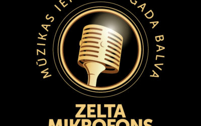 Nominated For Latvian Music Awards!