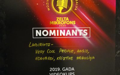The Best Music Video – Nomination at Latvian Music Awards