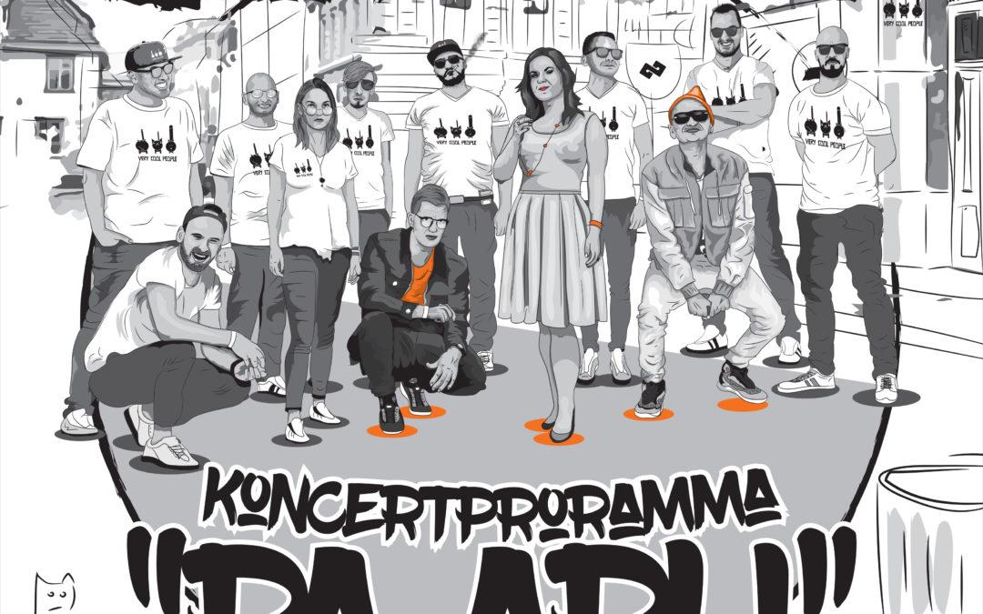 New Album Presentation at Tamsta (Vilnius)
