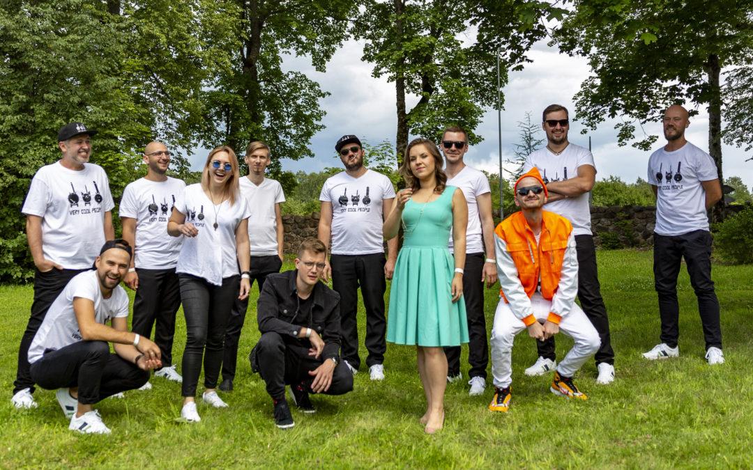 """""""Very Cool People"""", Edavārdi, ansis un Kristīne Prauliņa jauno albumu prezentēs Lietuvā"""