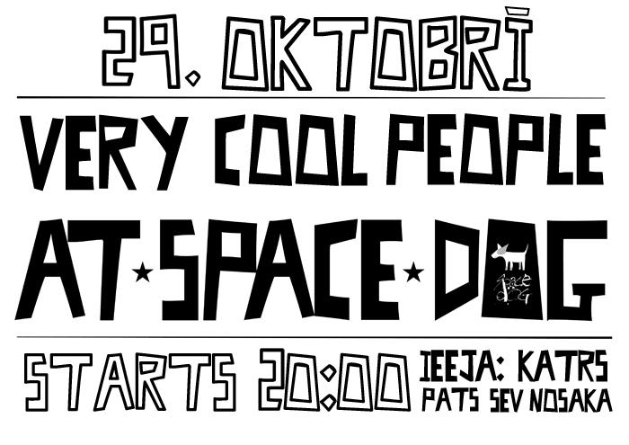 VCP 2910 at Space dog mazs