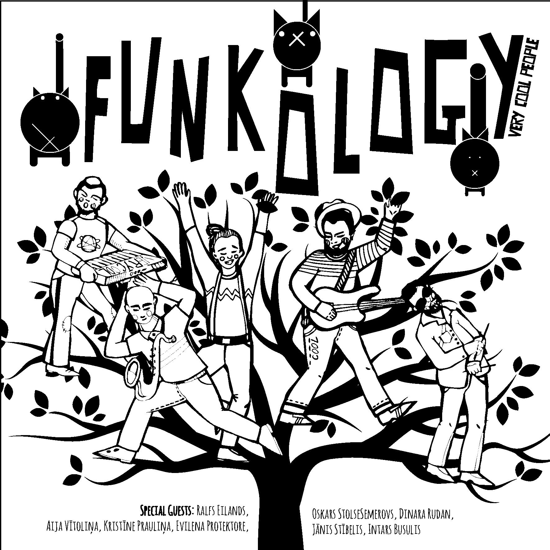 Very Cool People – FONKOLOGY – New Album (interview @ Radio SWH 2015)
