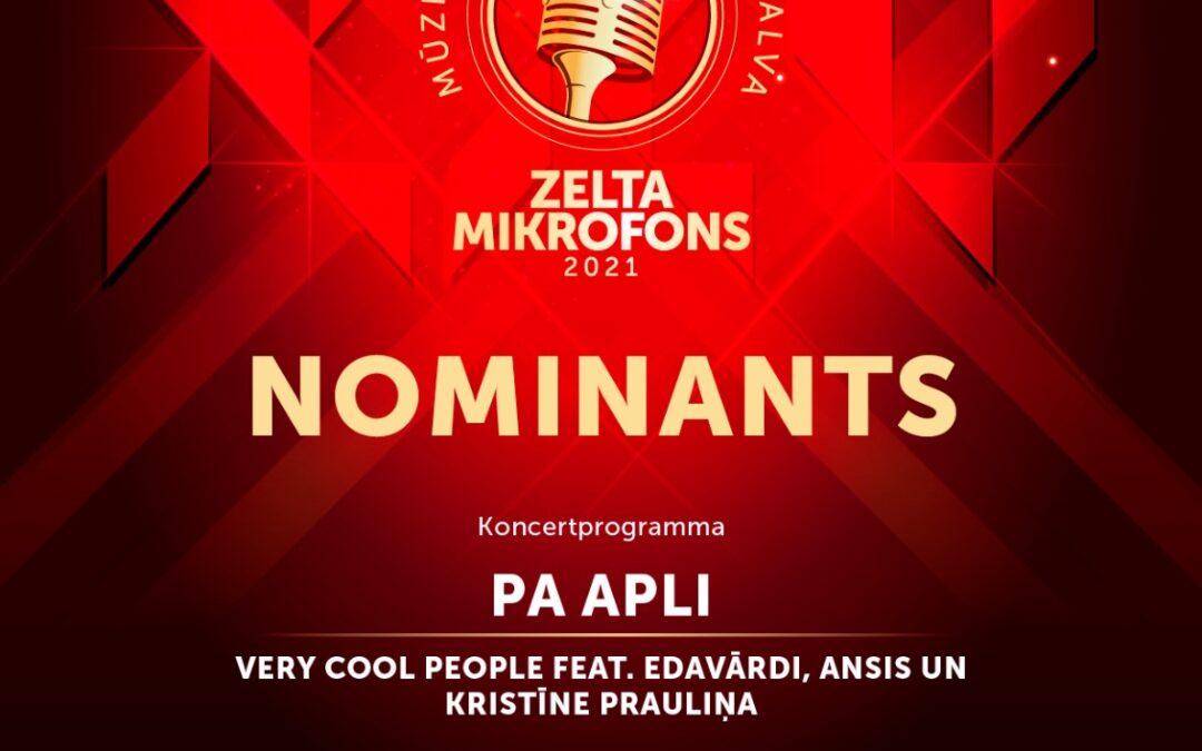 "We Are Nominated for ""Best Jazz & Funk"" album of 2020"